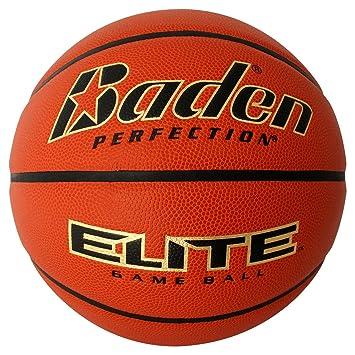 Baden Elite - Balón de Baloncesto para Uso en Interiores ...