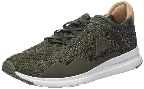 Le COQ Sportif Solas W Metallic Olive Night/Rose Gold, Zapatillas para Mujer: Amazon.es: Zapatos y complementos