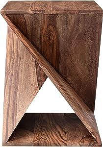 Treasure Trove Accent Table, Brown