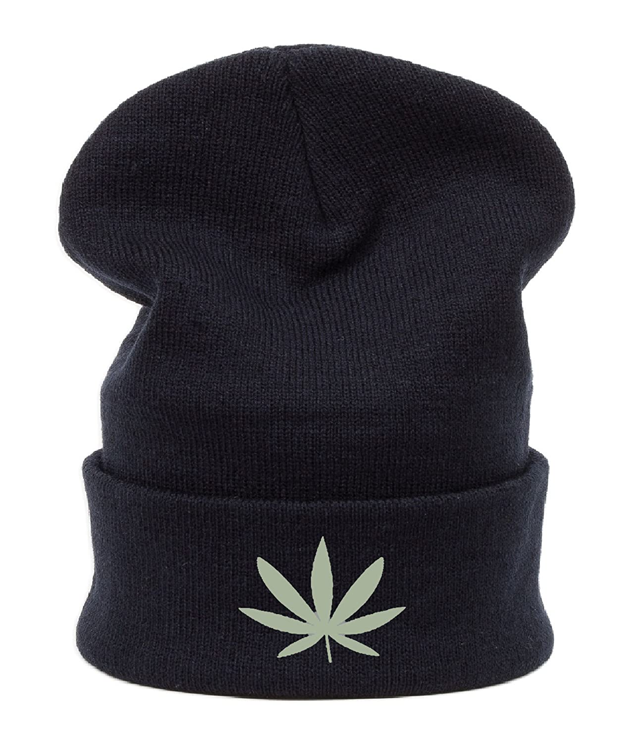 Winter Ski Beanie Mütze Herren I love Damen GANJA 420 WEED Bad Hair Day 1994 Swag Diamond HAT HATS