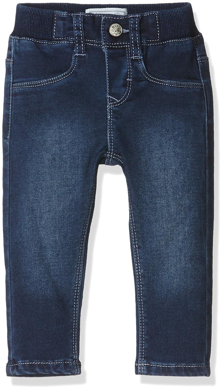 Levi's Kids Baby Girls' Jeans Blau (Indigo 46) 12-18 Months Groupe Zannier International NI23514