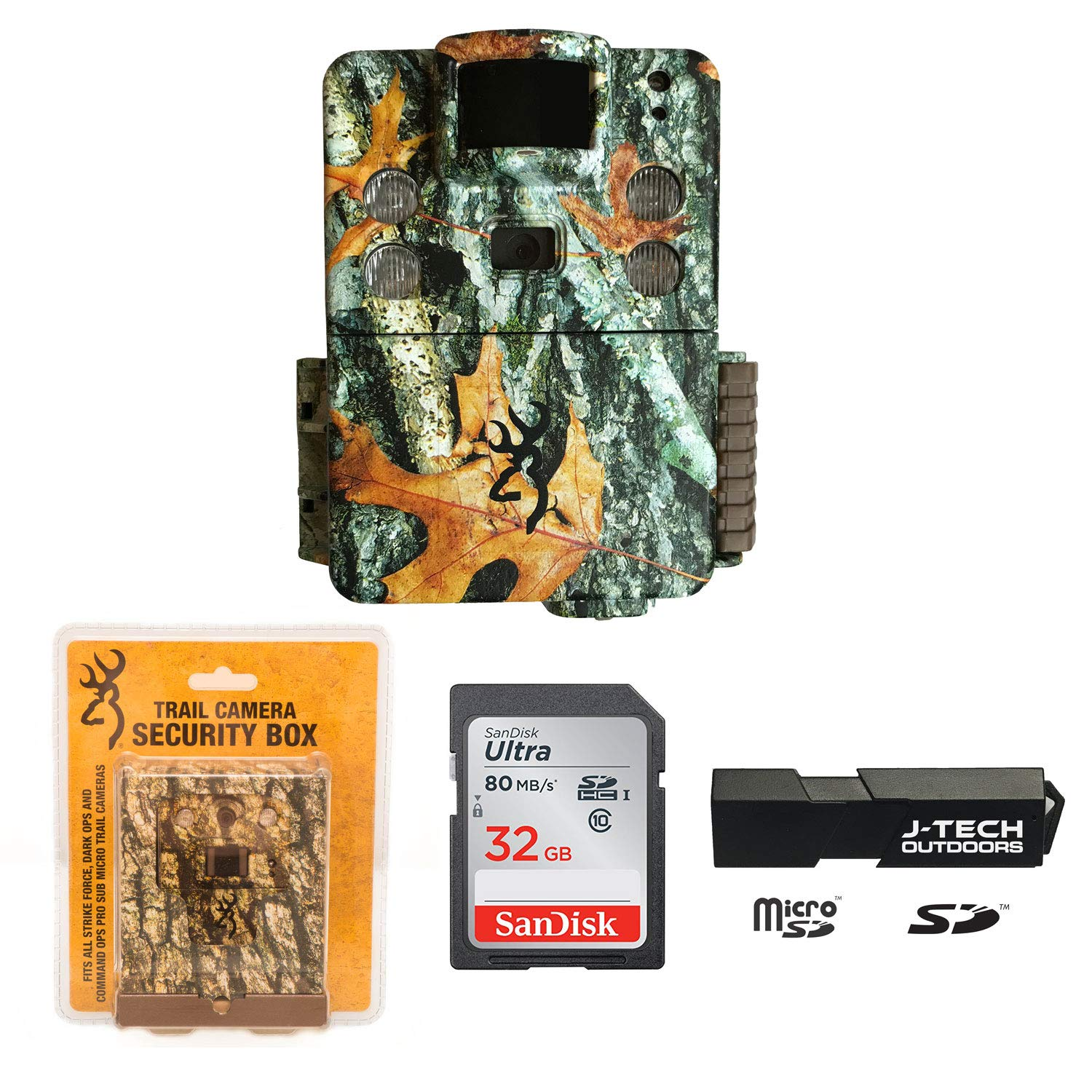 Security box to fit Browning Sub Micro Strike Force and Dark Ops Trail Cameras