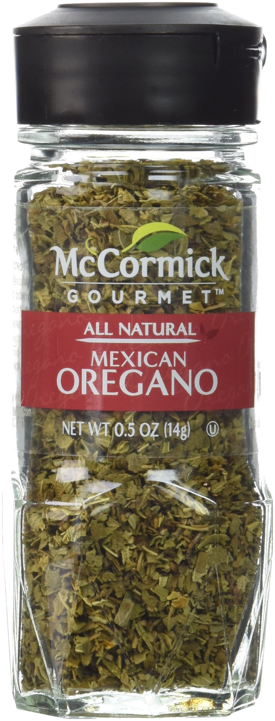 McCormick Gourmet Collection MEXICAN OREGANO LEAVES .5oz (Single)
