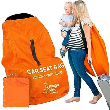 Baby Hanging Gate Check Bags Standard Double Dust Bags Cart Storage Waterproof