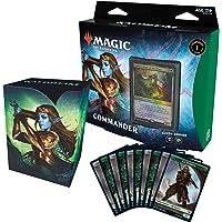 Magic The Gathering Kaldheim Commander Deck – Elven Empire | 100 Card Ready-to-Play Deck | Green-Black
