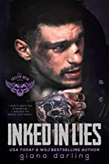 Inked in Lies (The Fallen Men Book 5) Kindle Edition