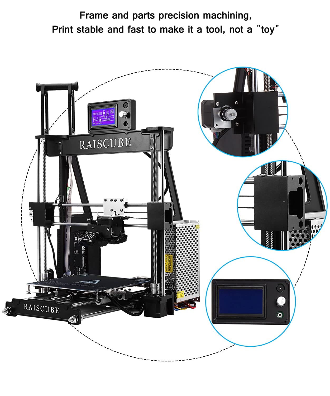 Desktop Impresora 3d Nueva Generación - Impresora 3d DIY LCD ...