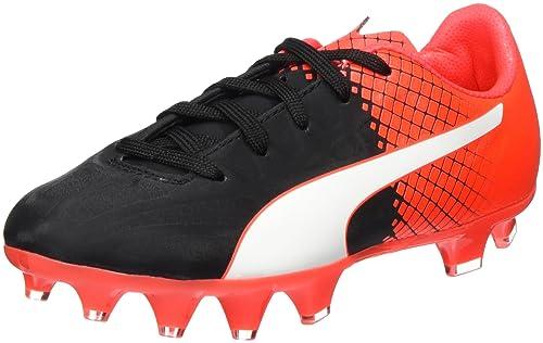 Puma Evospeed 4.5 FG Jr, Chaussures de Football Compétition