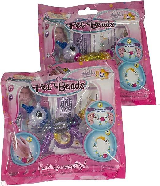 Unicorn Magic Pet Beads Fashion Personality