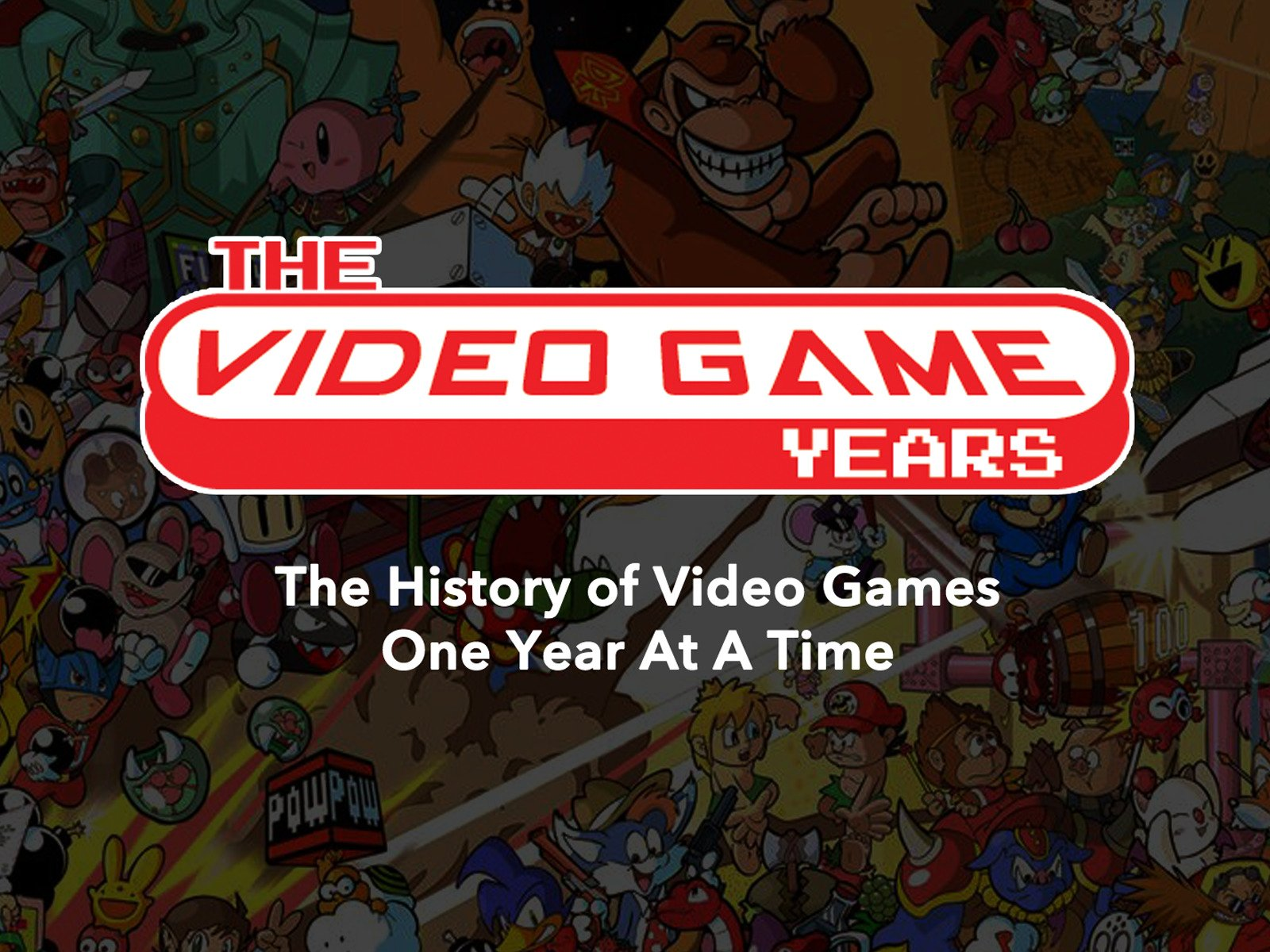 Amazon.com: Watch The Video Game Years | Prime Video
