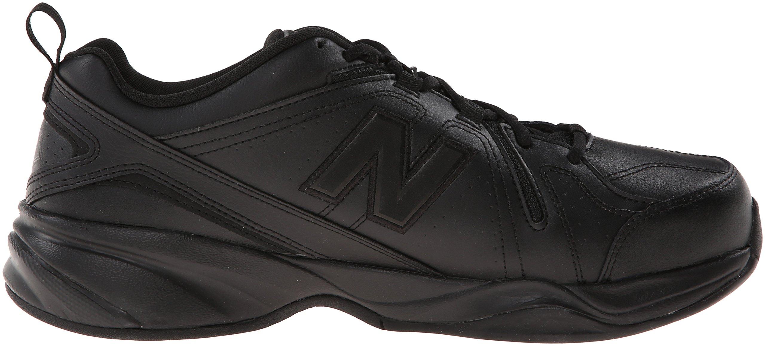 New Balance Men's MX608v4 Training Shoe, Black, 6.5 D US by New Balance (Image #7)