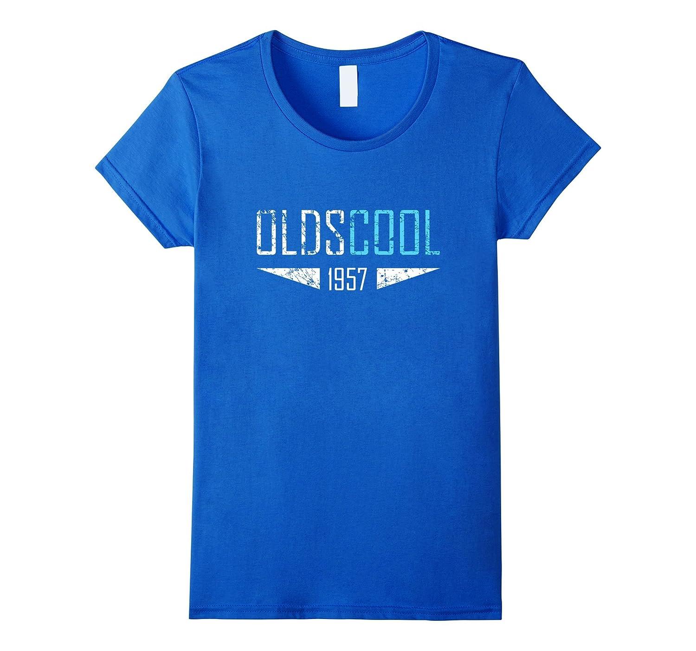 Oldscool Shirt Funny Birthday School-Tovacu