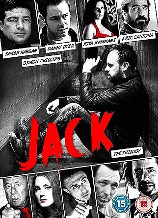 Jack The Trilogy Jack Says Jack Said Jack Falls Dvd