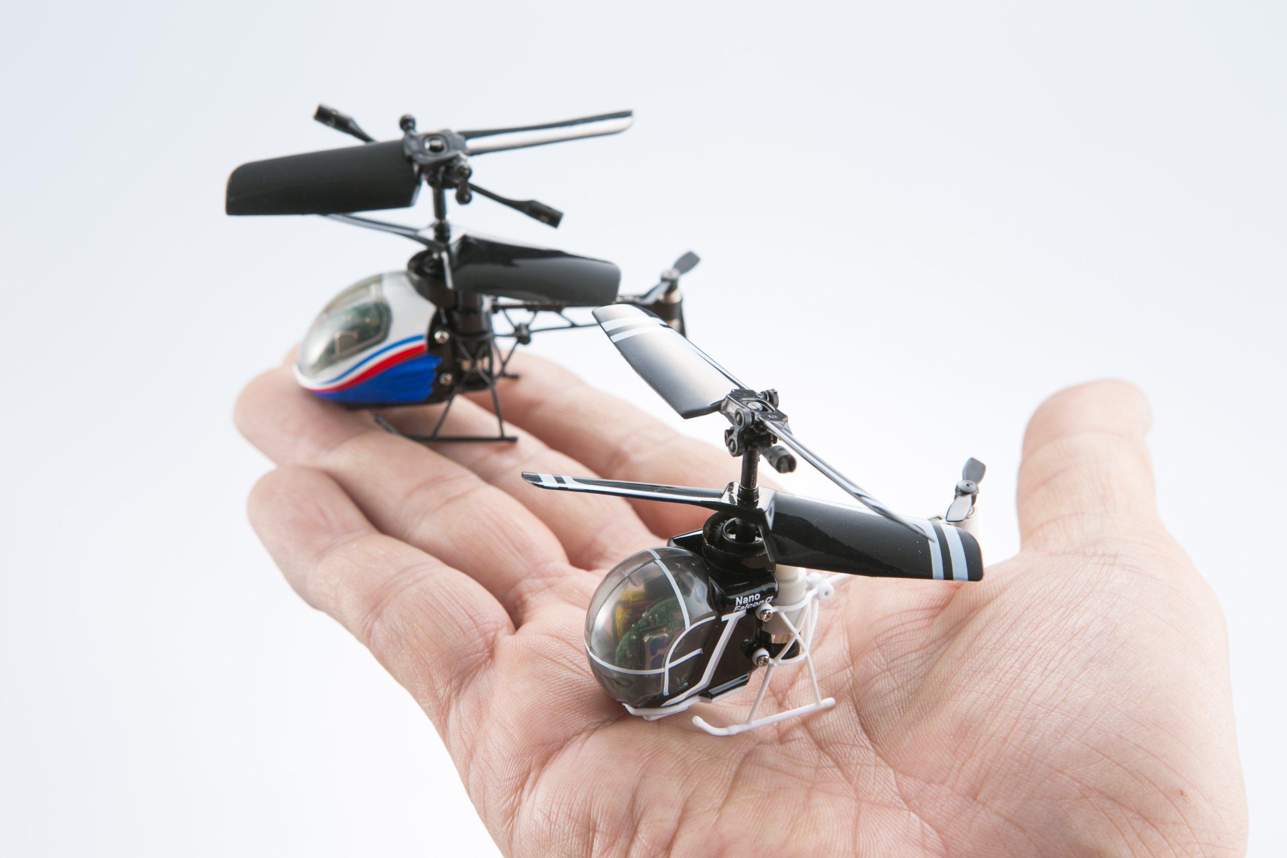 Infrared Helicopter NANO-FALCONƒ¿ nano Falcon alpha by CCP (Image #10)
