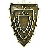 Spellbinders MB1-006 Media Mixage Shields One, Bronze