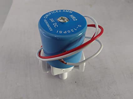Aqua Frisch Solenoid Valve 24 V For All Type Of Ro Water Purifier