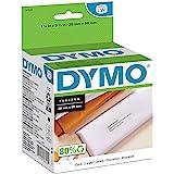 DYMO Etiquetas de endereço para correspondência da LW para impressoras de etiquetas LabelWriter, branca, 3,8 cm x 8,8 cm, 2 r