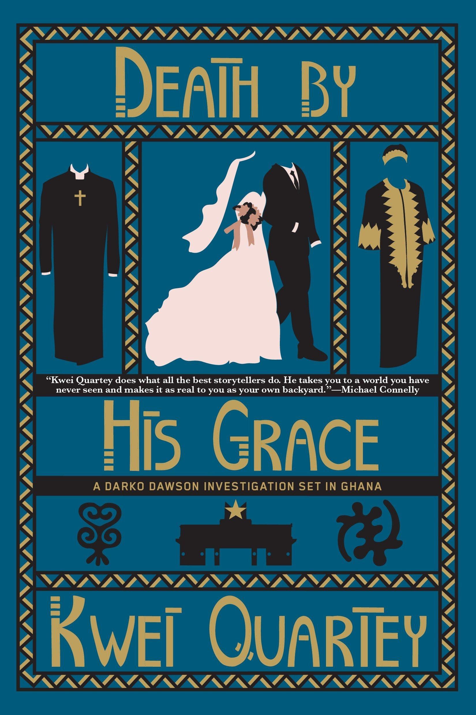 Download Death by His Grace (A Darko Dawson Mystery) PDF
