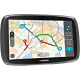 TomTom Go 610 World Navigationssystem (15 cm (6 Zoll) kapazitives Touch Display, Magnethalterung, Sprachsteuerung, mit Traffic/Lifetime Weltkarten)