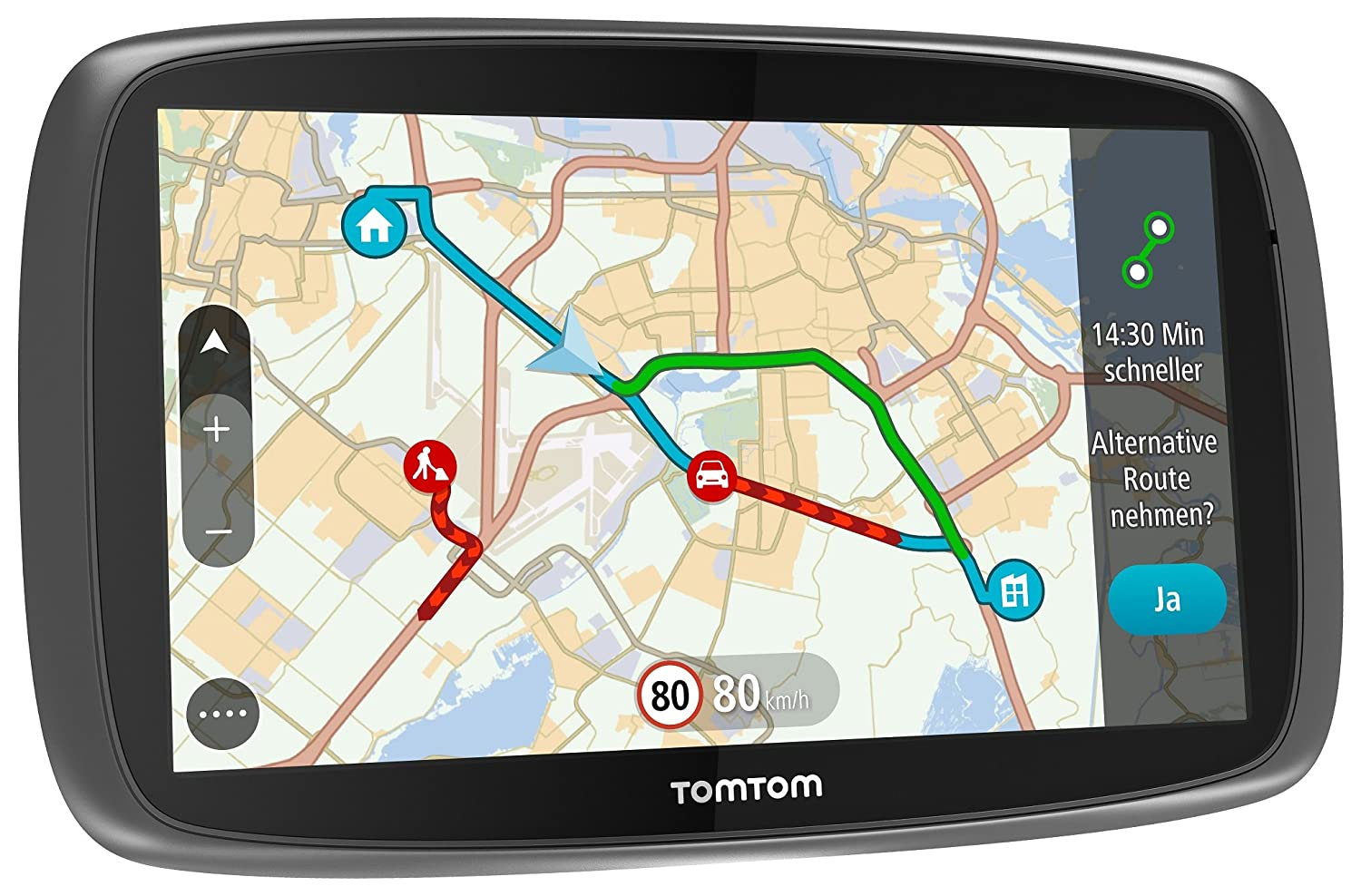 TomTom Go 610 World Navigationssystem