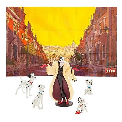 Disney 101 Dalmatians Figure Play Set: Toys & Games