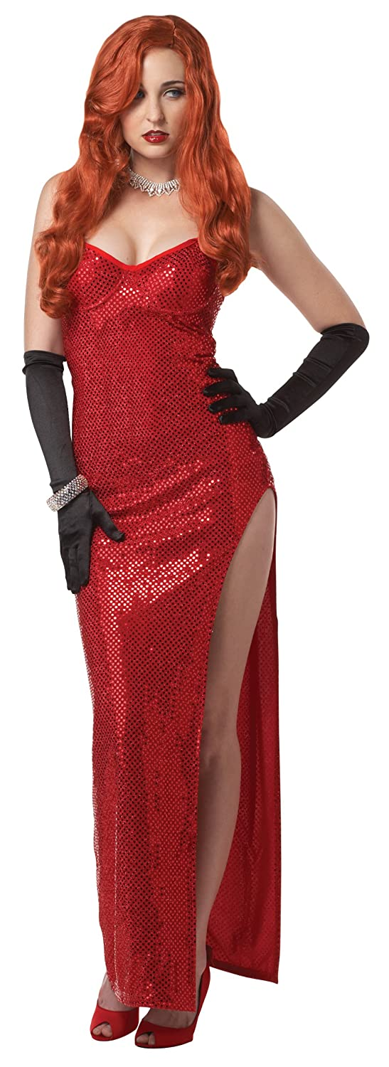 1930s Costumes- Bride of Frankenstein, Betty Boop, Olive Oyl, Bonnie & Clyde California Costumes Womens Silver Screen Sinsation Costume $44.98 AT vintagedancer.com