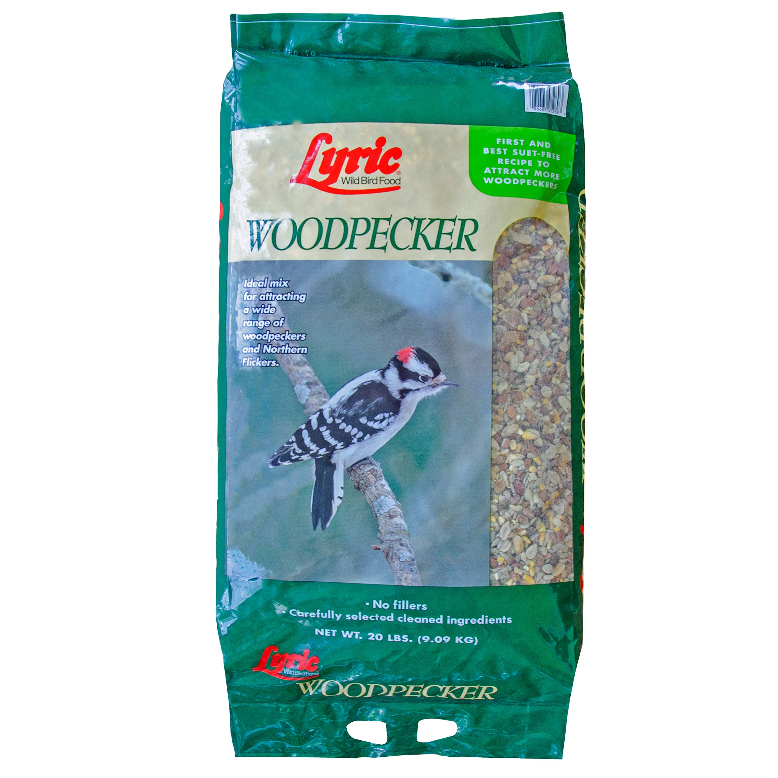 Lyric 2647472 Woodpecker No Waste Mix - 20 lb. by Lyric