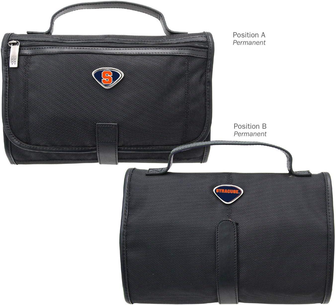 Black AdSpec NCAA Syracuse Orange Collegiate Toiletry BagCollegiate Toiletry Bag One Size