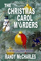 The Christmas Carol Murders: A Peter Galloway Mystery (Peter Galloway Mysteries Book 2) Kindle Edition