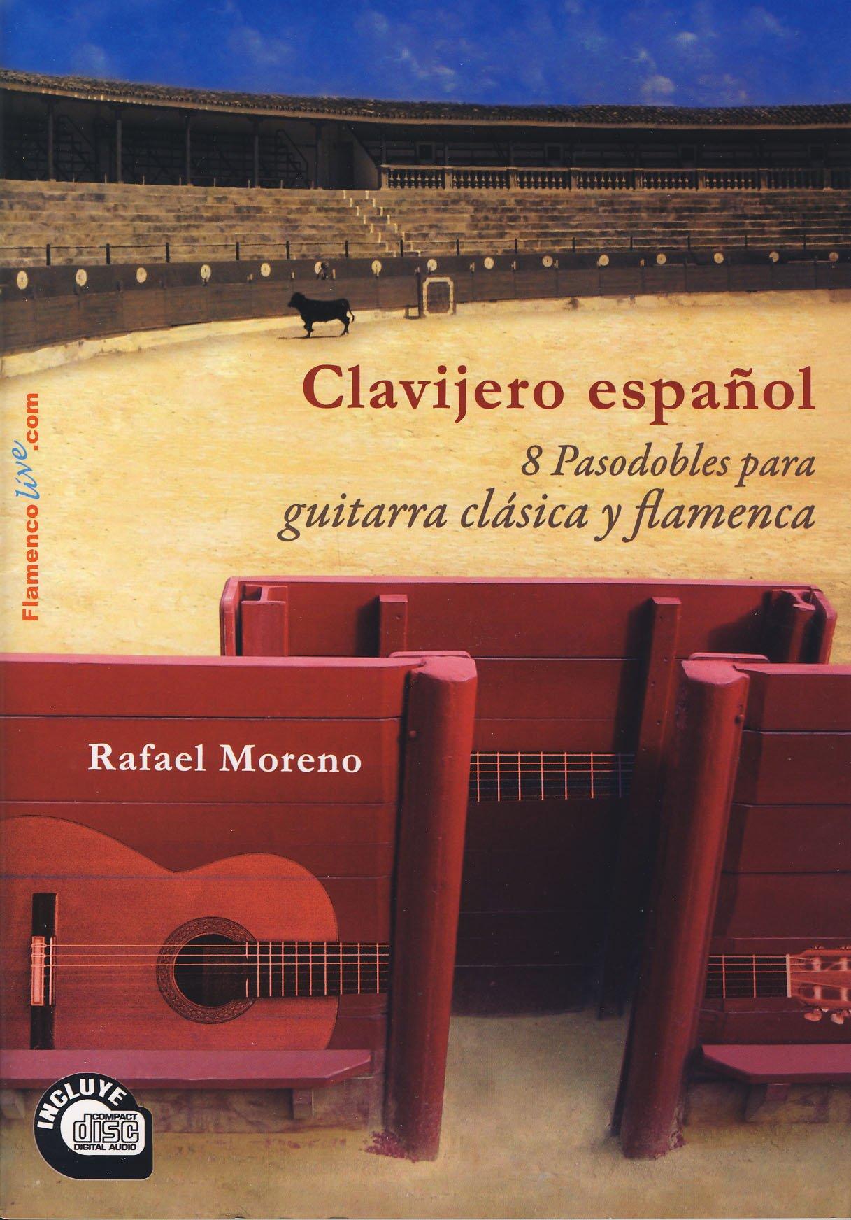 PASODOBLES - Clavijero Español 8 Pasodobles para Guitarra Clasica ...