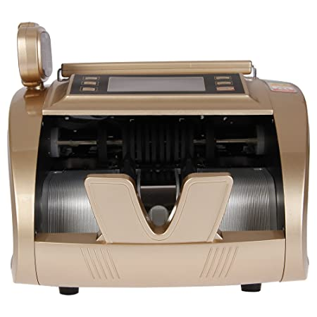 File Max 1800 World Wide Professional Note Counting and Bank Note Detecting Machine, Multicolour Asian Calligraphy at amazon