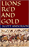 Lions Red and Gold