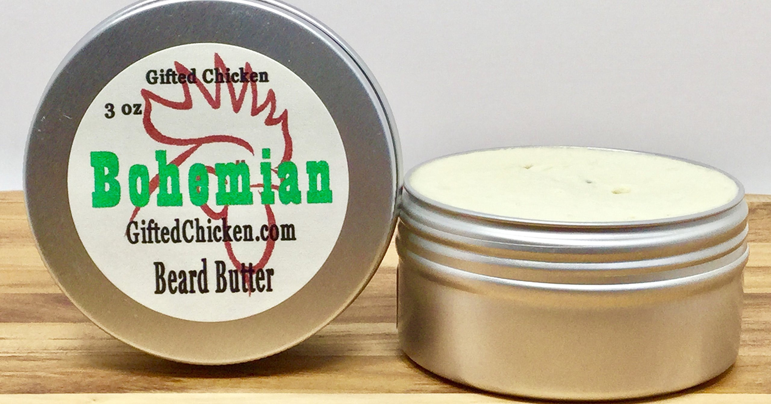 Beard Butter, Bohemian by Gifted Chicken
