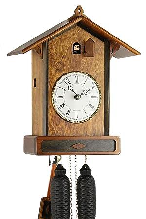 Uhren Original Kuckucksuhr Schwarzwälder Eble Von Park Kuckuckuhr wOP8k0n