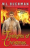 Firelights of Christmas (Firehawks Hotshots Book 2)