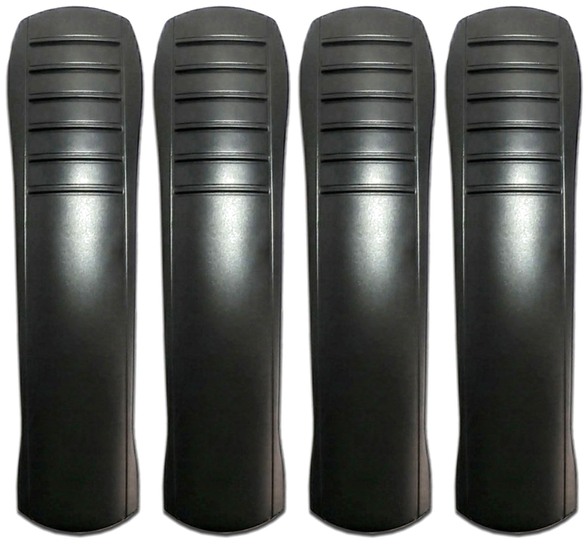 Mitel 5300 Compatible Handset (4 Pack) Fits 5304, 5312, 5320, 5320e, 5324, 5330, 5330e, 5340, 5340e, and 5360. Also Fits 5207, 5215, 5220, and 5235 by ineedITparts.com