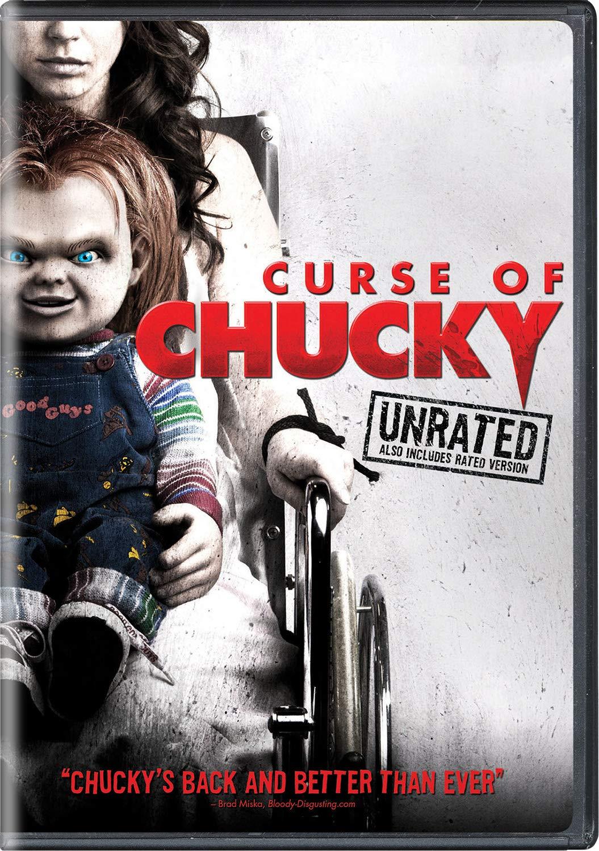 Curse of Chucky [Reino Unido] [DVD]: Amazon.es: Cine y Series TV