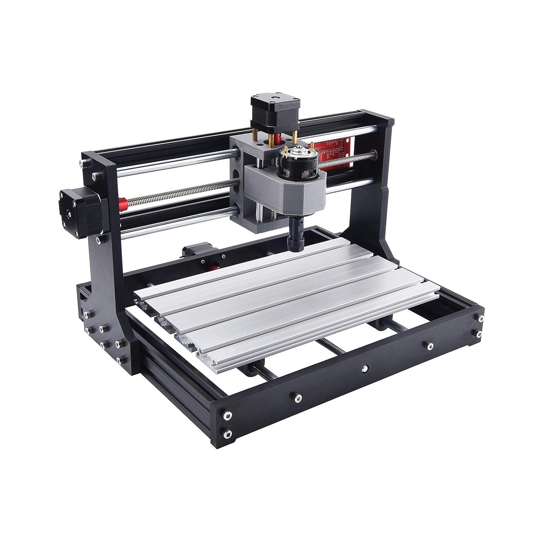 CNC 3018 Pro, with 5.5W laser module CNC 3018 Pro with 5.5W laser module CNC engraver CNC engraving machine CNC carving machine CNC milling machine CNC Laser machine CNC3018Pro