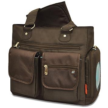 29f4c4c7e21 Amazon.com   Fisher-Price Fastfinder Deluxe Fashion Diaper Tote ...