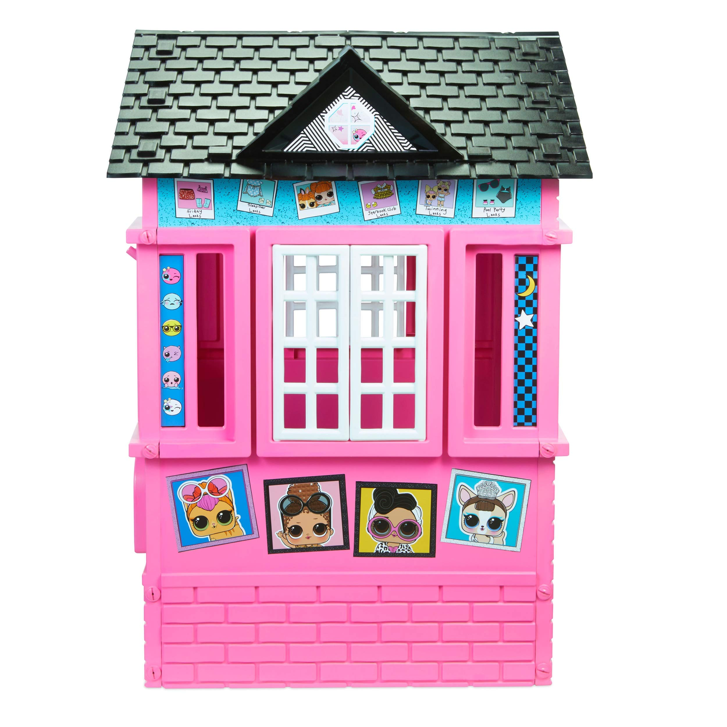 L.O.L. Surprise! Indoor & Outdoor Cottage Playhouse with Glitter by L.O.L. Surprise! (Image #6)