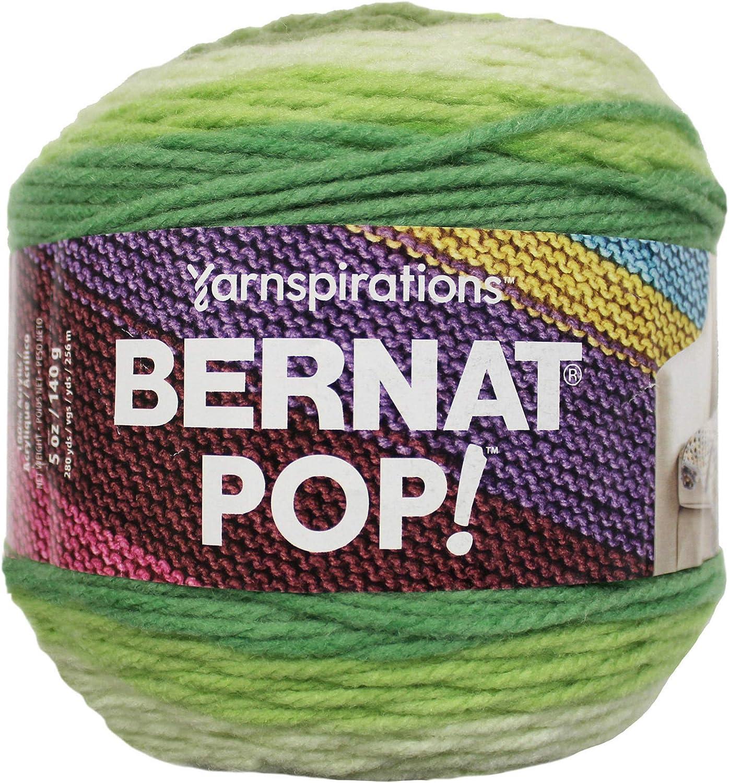 Bernat POP! Yarn, 5 oz, Masquerade, 1 Ball