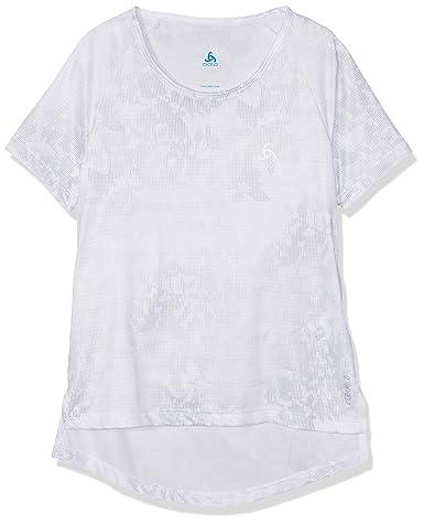 Odlo M/ädchen Bl Top Crew Neck S//S Girls Ceramicool Shirt