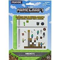 Paladone PP6734MCF Minecraft Magneten - 80 Bouw een Niveau Koelkast Magneten