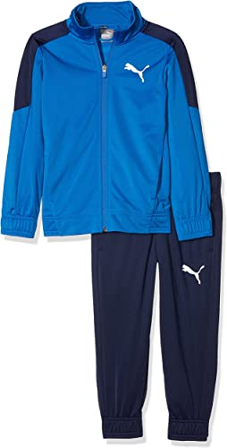 PUMA – Chándal para niños L Logo Tricot Suit (cl): Amazon.es: Ropa ...