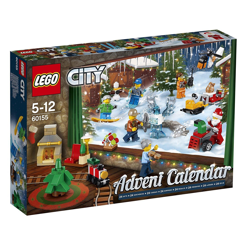 LEGO City 60155 - Adventskalender LEGO®