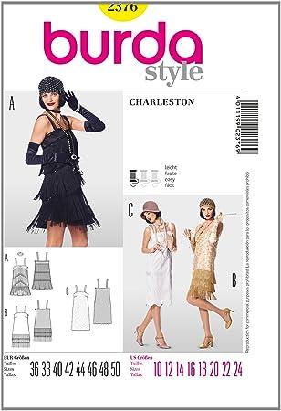 20er jahre kleid schnittmuster kostenlos