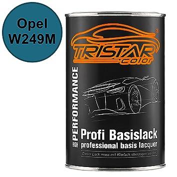 TristarColor Auto de Laca Lata spritzfertig Opel w249 m Antigua Perla Capa de Base 1,0 litros 1000 ML: Amazon.es: Coche y moto