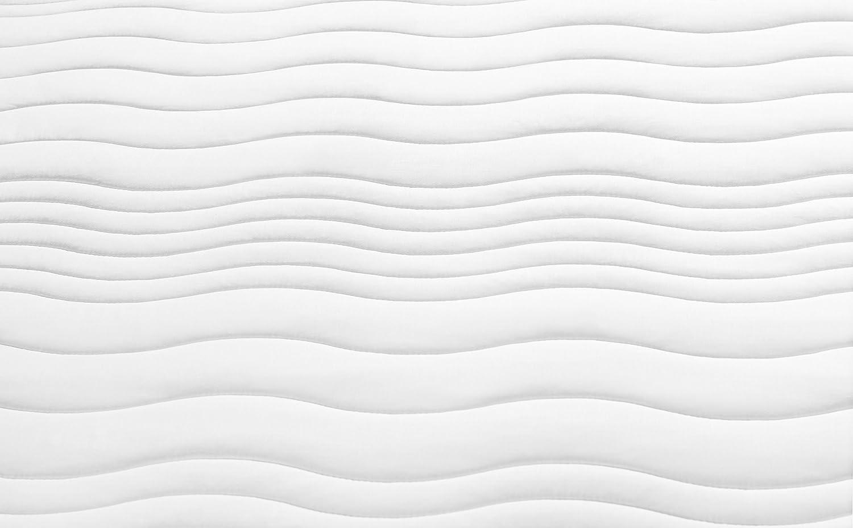 Traumnacht Komfort XXL 7-Zonen 7-Zonen 7-Zonen Tonnentaschenfederkernmatratze, mit Visco-Gelschaumauflage Härtegrad 2.5 (H2.5), 120 x 200 cm d0f8cb