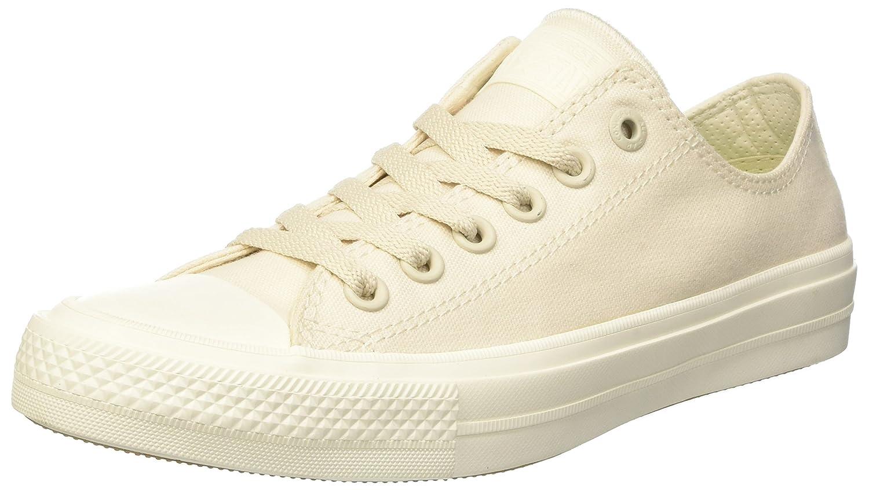 Converse Ctas II Ox, scarpe da ginnastica a Collo Basso Uomo Bianco (Parchment Navy bianca) | modello di moda  | Gentiluomo/Signora Scarpa