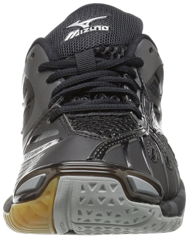 Mizuno dámské Mizuno vlny  Tornado X Volejbalové boty Černá  Volejbalové  stříbrná daa2149 2519a3a3a46